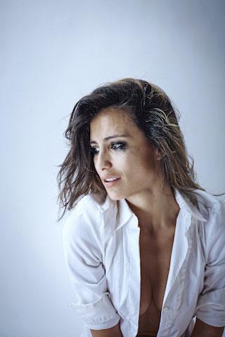 Paula Méndez acting